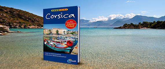 Win 1 van de 3 'Corsica ANWB Extra' reisgidsen
