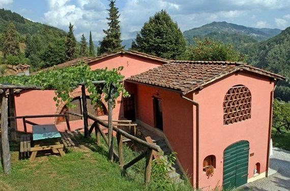 Agriturismo-Corsica-accommodatie