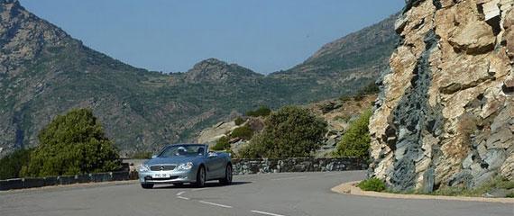 Autovakantie Corsica