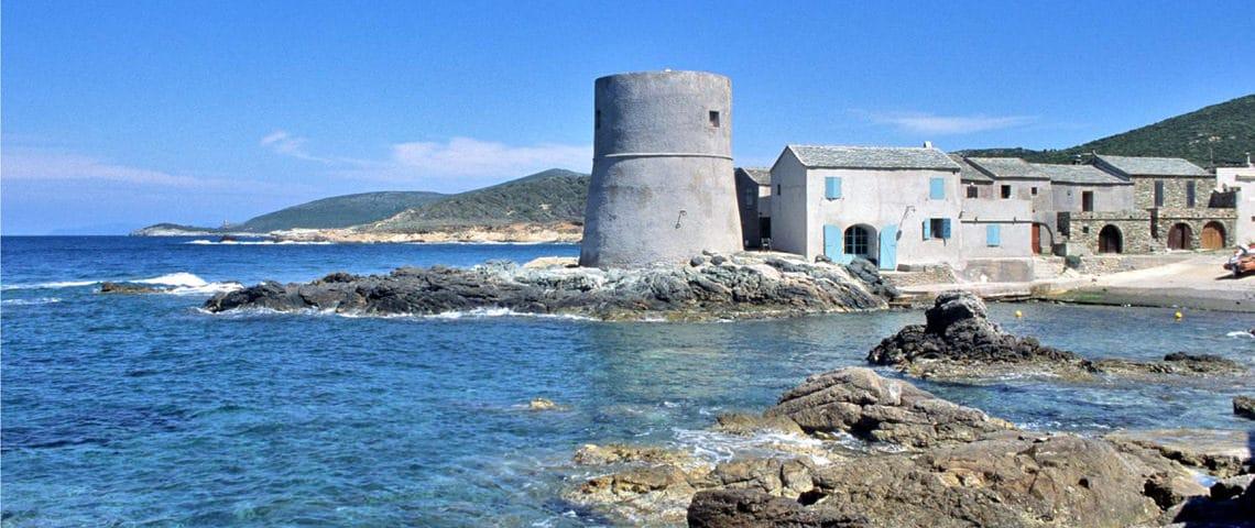 Barcaggio-haven