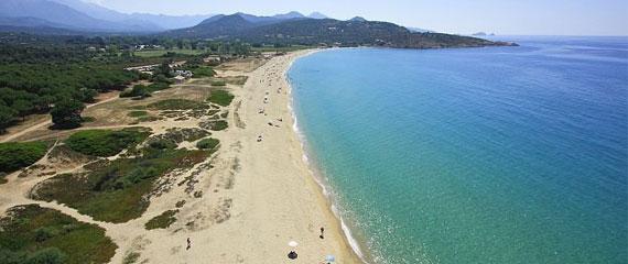 Borgo-Corsica-strand