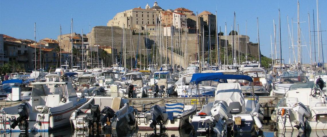Calvi-jachthaven