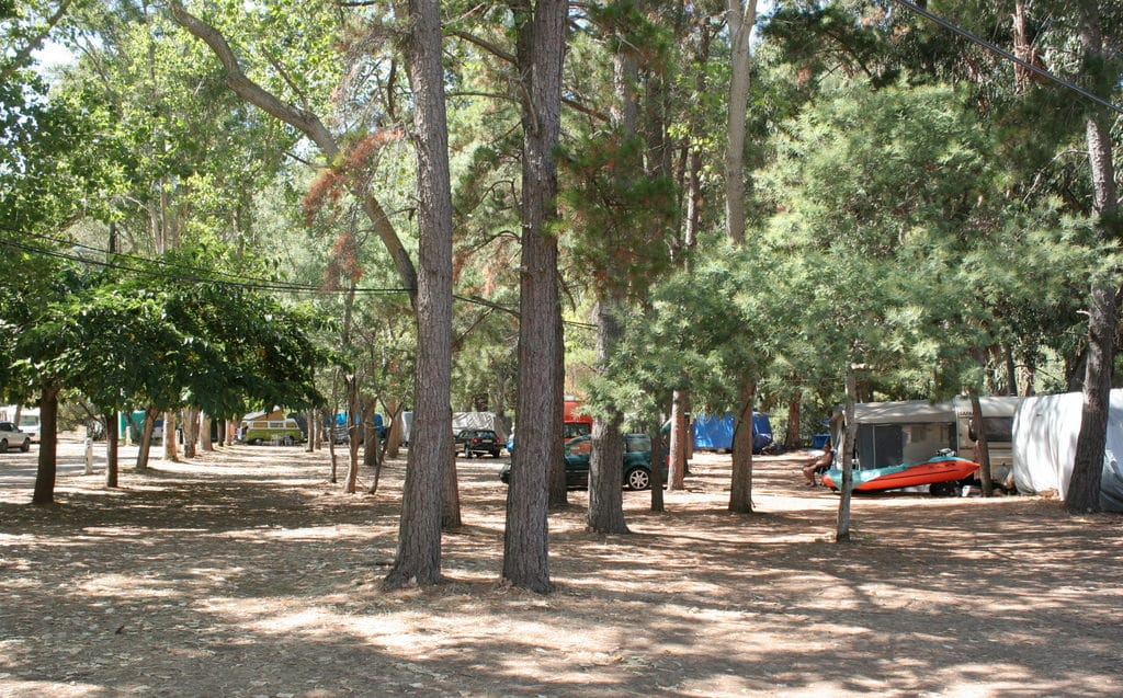 Camping-Ideal-Galeria-plaats