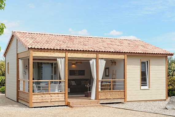 Camping-Les-Oliviers-Corsica-luxe-chalet