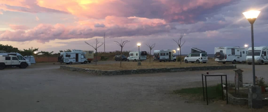 Camping-Les-Sables-Rouges-Bastia