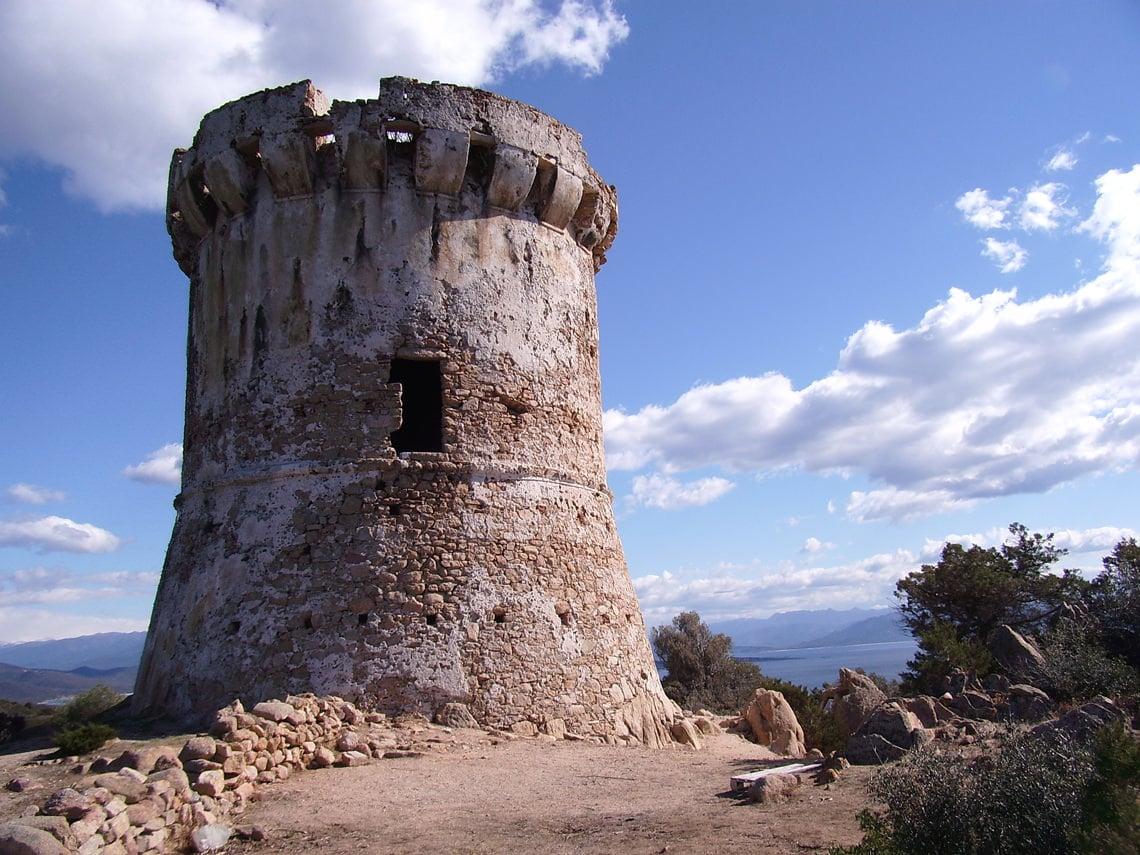 Capu di Muro Corsica