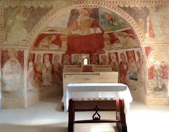 Chapelle-Saint-Michel-de-Castirla
