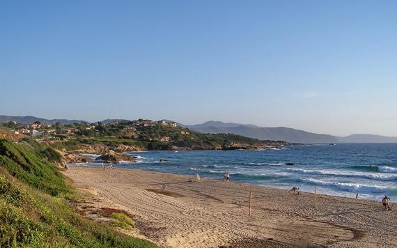 Coggia-Corsica-strand