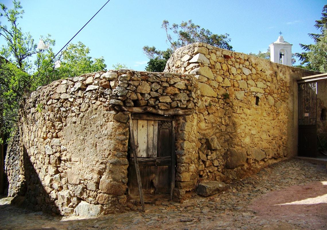 Corbara-ruine