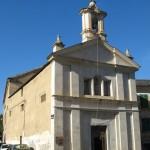 De-kerk-van-Sainte-Croix-in-Corte-buitenkant