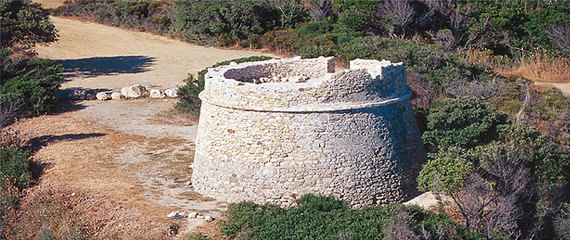 De-ruines-van-Aleria