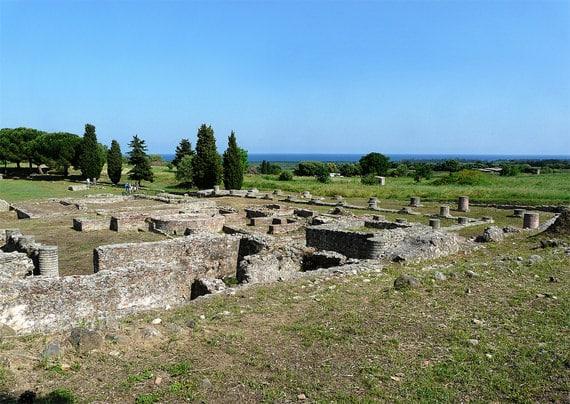 Foto-van-De-ruines-van-Aleria