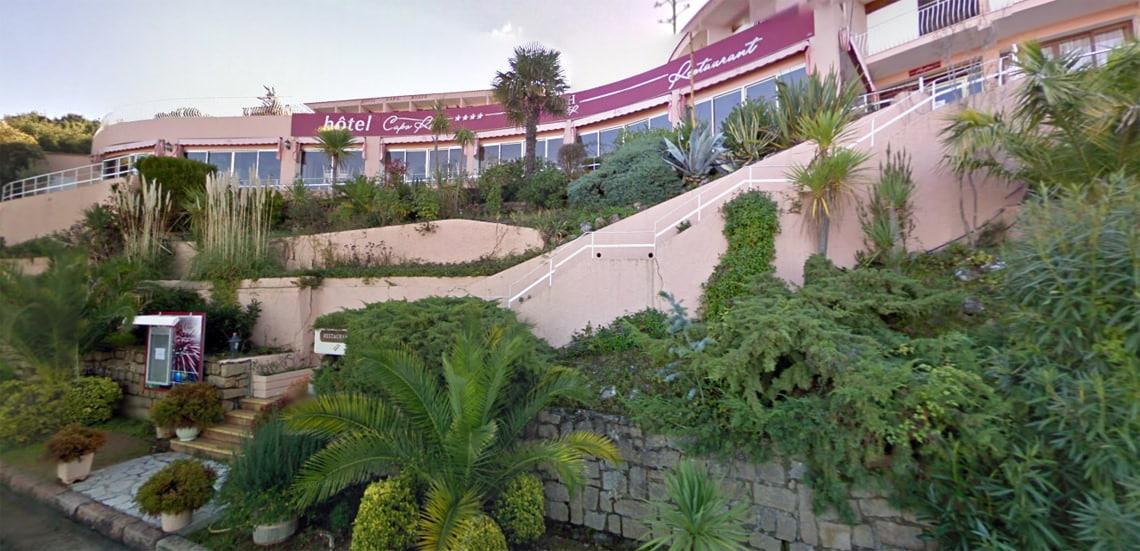 Hotel-Capo-Rosso-Corsica-Porto-Voorkant