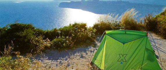 Kamperen-op-Corsica