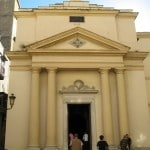 Kapel-St-Roch-in-Bastia-buitenkant-gevel