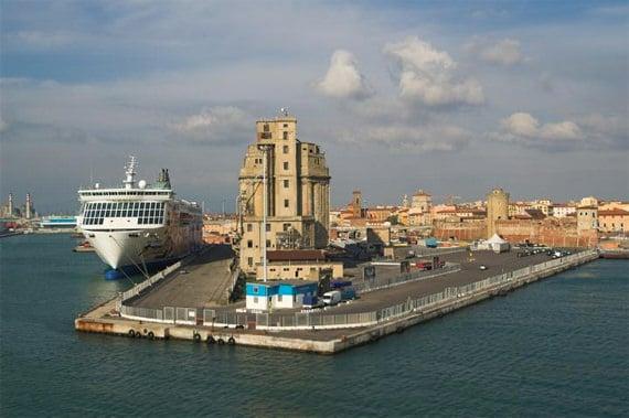Livorno-haven-Italie
