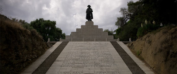Monument-voor-Napoleon-Ajaccio-Corsica
