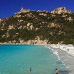 Ontspannen-genieten-op-het-Strand--Plage-de-Roccapina-Sartène