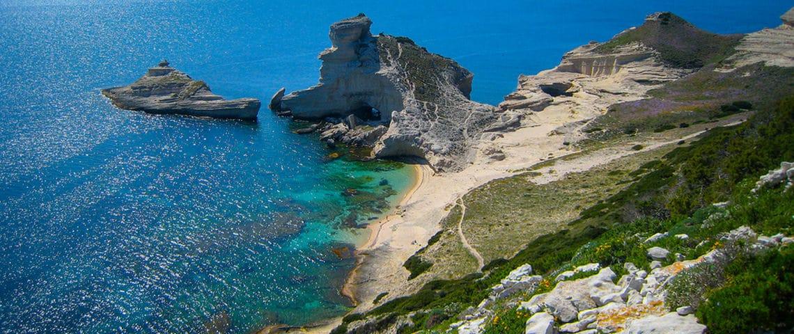 Pertusato-Zuid-Corsica