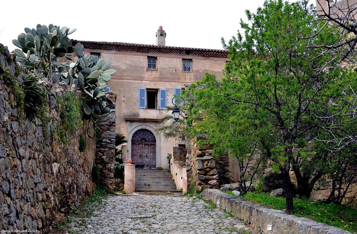 Pigna-Corsica-huis