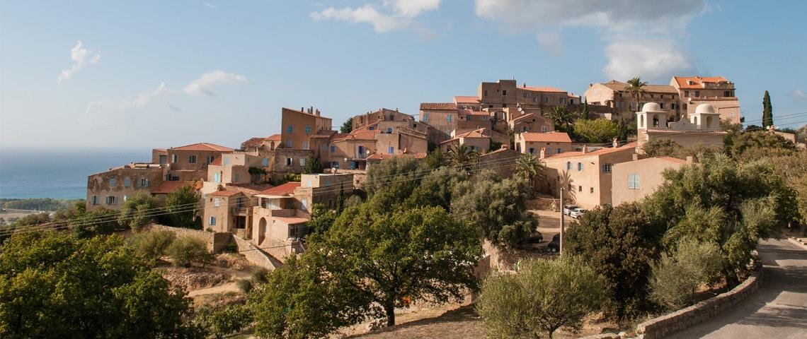 Pigna-Corsica