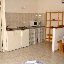 Residence Restonica - Keuken