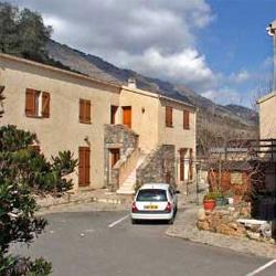 Residence Restonica - Parkeerplaats