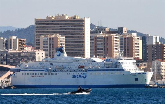 SNCM-Toulon-haven-naar-Corsica