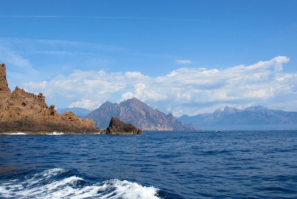 Scandola-Natuurreservaat-Corsica