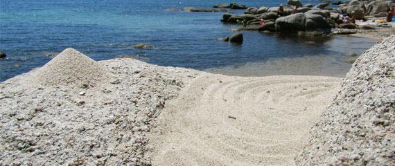 Strand-bij-Figari