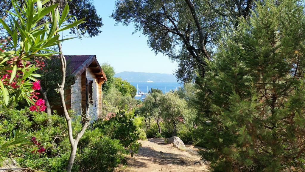 Vakantiepark Mare e Monti Porto Pollo Corsica villa