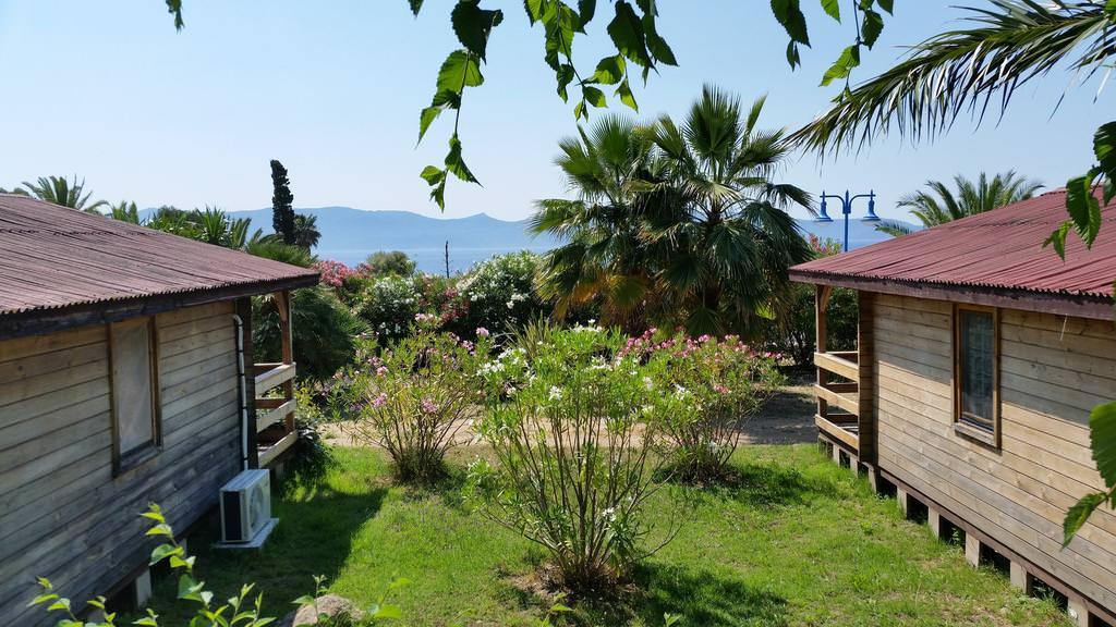 Vakantiepark Mare e Monti Porto Pollo Corsica villas