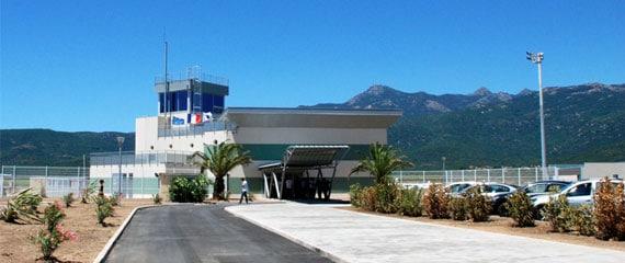 Vooraanzicht-Ajaccio-Airport