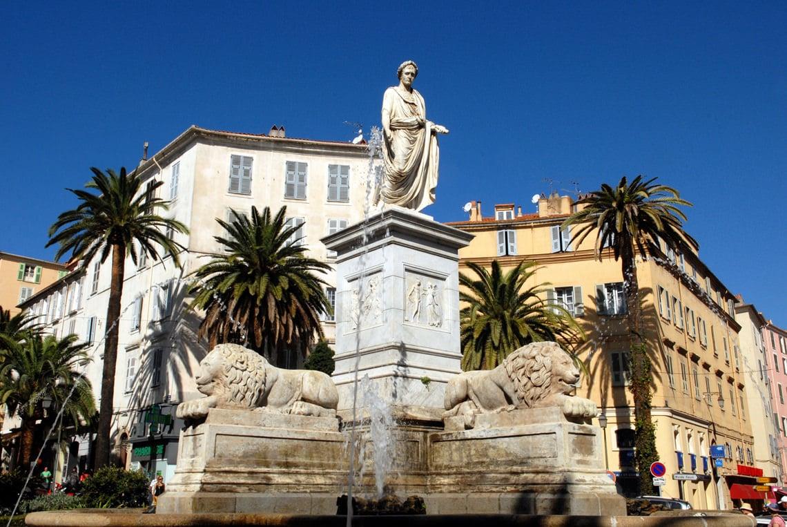 Ajaccio-Napoleon
