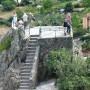 Belvedère: een prachtig uitzicht op de citadel van Corte