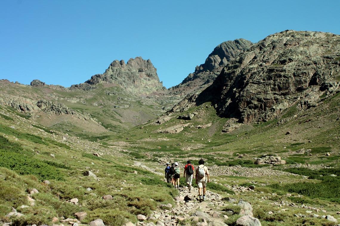 Bergen-op-Corsica-wandeling