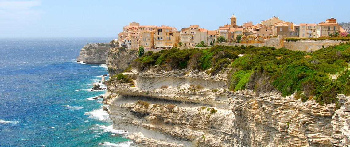 Bonifacio-Zuid-Corsica