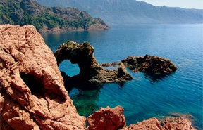 Calanques de Piana - Corsica