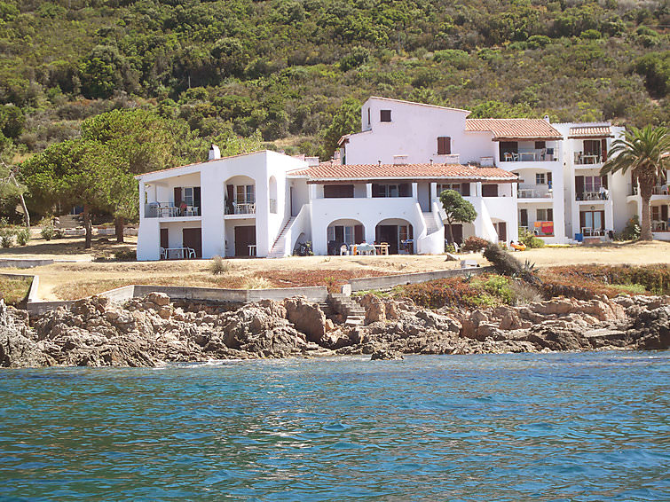 Calcatoggio - Appartement Punta Paliagi in Calcatoggio Corsica