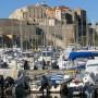 De luxe en mooie jachthaven van Calvi