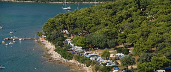 Camping-Corsica-aan-zee