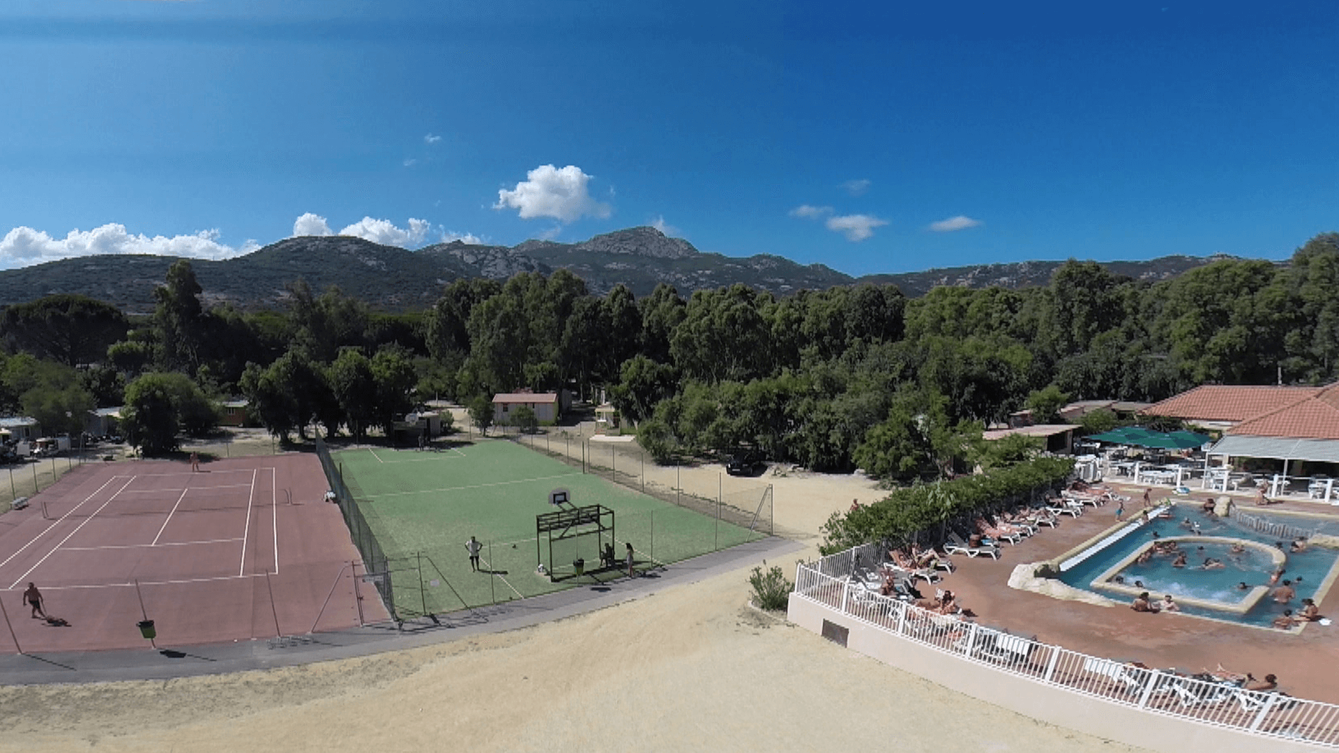 Camping La Pinede Calvi