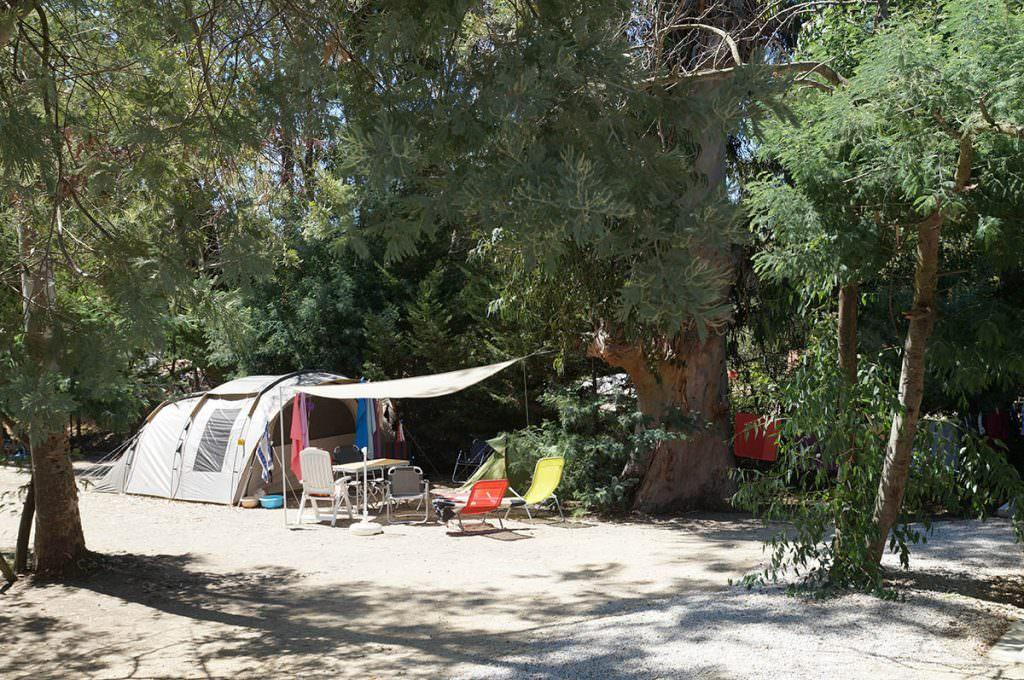 Camping internationaal Calvi