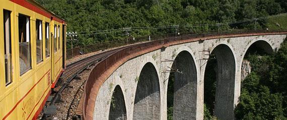 Corsica-per-trein