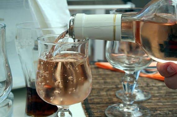 Corsica-rose-wijn