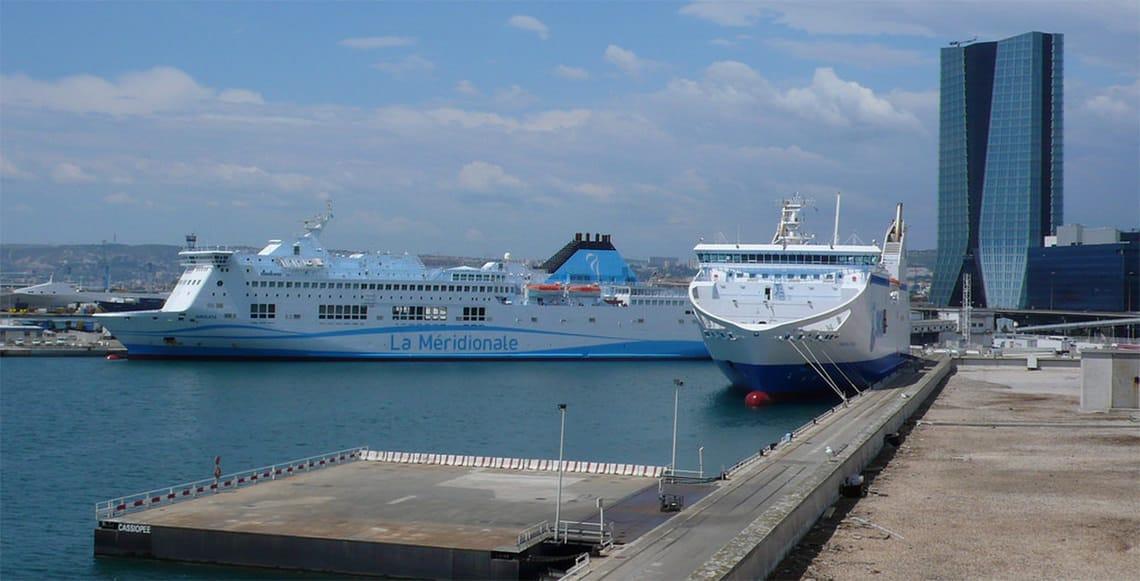 De-haven-van-Marseille