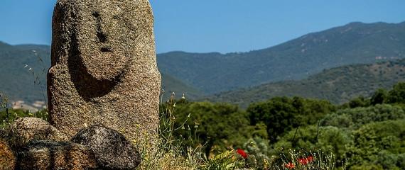 Filitosa-Menhirs