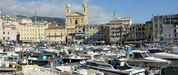 Haven-van-Bastia