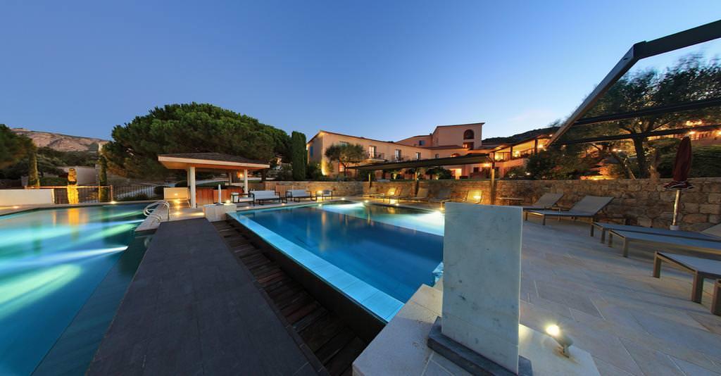 Hotel La Villa Calvi 2