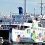 Met de veerboot van Piombino naar Corsica
